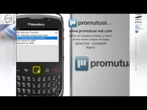Configurar APN: Como puedo entrar al internet desde mi celular con plan de datos