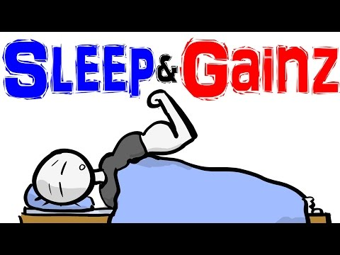 How Important is Sleep for Building Muscle?