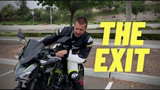 The EXIT Is What Really Matters with Body Position | Cornering Tips