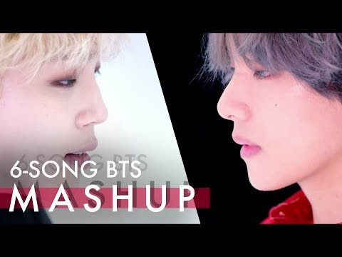 BTS (방탄소년단) – DNA /Not Today /Fire /Danger /Spring Day MASHUP (feat. Blood, Sweat & Tears)