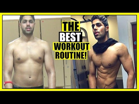 What's The BEST Workout Routine To Build Muscle & Lose Belly Fat