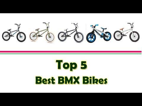 ***Top 5 Best BMX Bikes | Best BMX Bikes For Kids 2017 ***