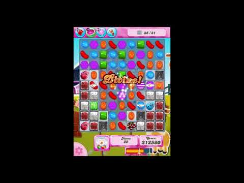 Candy Crush Saga Level 235 Walkthrough