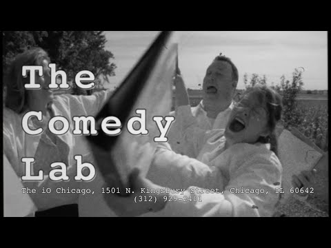 The Comedy Lab: Learn to write for Television at the iO Chicago