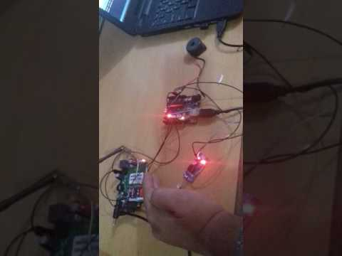 GSM module based home security system using Arduino controller