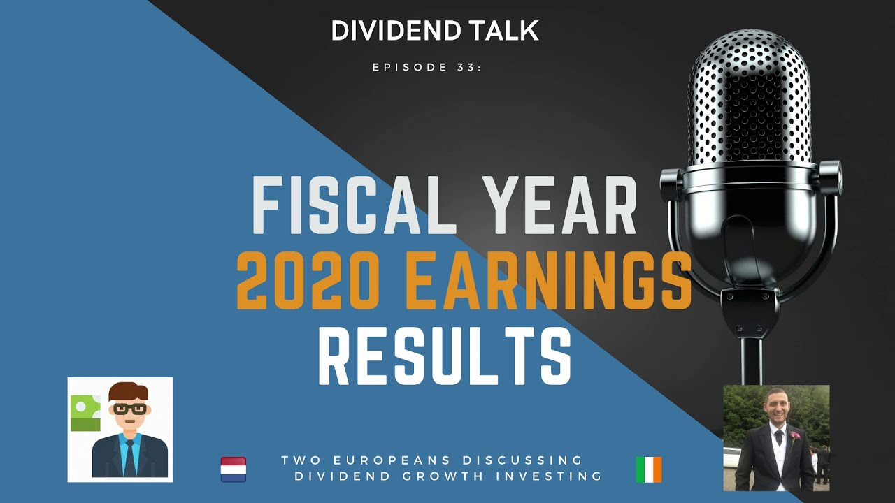 2020 Annual Results from dividend stocks [$ABBV $RDSA $UNA $AFL $XOM] | Dividend Talk | Eps 34