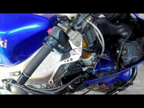 Motorcycle Radiator,  Oil/Water Pump Replacement