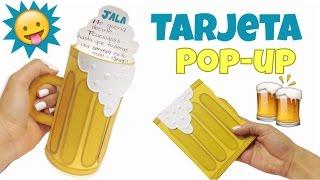 Hola,en este tutorial te quiero compartir como hacer una tarjeta para regalar el día del padre(día del papá) Es una de esas manualidades de scrapbook o manualidades con papel,que son fáciles pero que el resultado es super bonito. Para esta tarjeta para el dia del papá necesitas papel amarillo resistente como tipo cartulina para que tome buena forma.  Video de 3 ideas para regalar a tu papá: https://youtu.be/Jid10nHezZQ  Puedes descargar e imprimir las plantillas,son dos hojas. Aquí puedes descargar una: https://drive.google.com/file/d/0Bx1cWAiTLo99RjlEbXRRMzk1STA/view?usp=sharing  Aquí puedes descargar la segunda: https://drive.google.com/file/d/0Bx1cWAiTLo99c0drWnlWd0lFWEk/view?usp=sharing  PORFAVOR NO COPIES MIS IDEAS,Y DIGAS QUE SON TUYAS :( ME LLEVAN MUCHO TIEMPO Y DEDICACION,GRACIAS POR VISITAR:)   Seamos amigas en Facebook: https://www.facebook.com/ArteySaludenCasa  Instagram https://instagram.com/arteysaludencasa/  Si te gustó esta manualidad de papel o manualidades scrapbook,puedes checar mi lista de videos con mas ideas de tarjetas para regalar y cajas,con videos fáciles de seguir: https://www.youtube.com/playlist?list=PLacsx42QddF3rZmC05MOpkCCscRPLn9li  Video de la camara de papel facil: https://youtu.be/TZo_1calKdg  Video del organizador giratorio:https://youtu.be/ycvIonGDq3E  Como hacer una tarjeta fácil y rápido:https://youtu.be/PhaYtmyPG00
