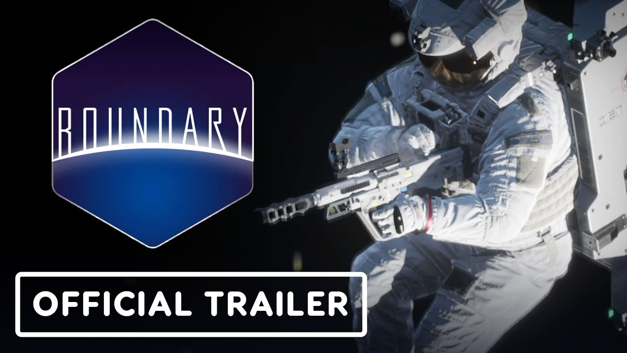 Boundary - Official Announcement Trailer