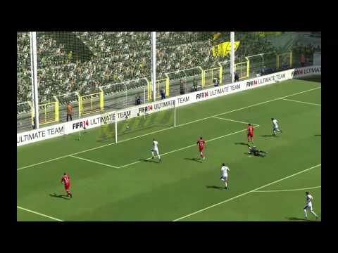 FIFA 14 GAMEPLAY ONLINE, ID ORIGIN: B3LONI