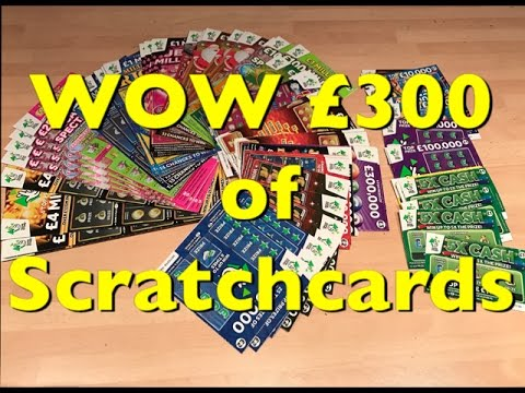 Sandwell mobiles Scratchcard Sunday 208 The Big 4 year Special