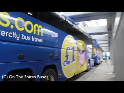 Tour of Victoria Coach Station | April 2017