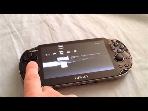 PS Vita Remote Play mit PS3 - Metal Gear Solid 4 und Naruto Ultimate Ninja Storm 2