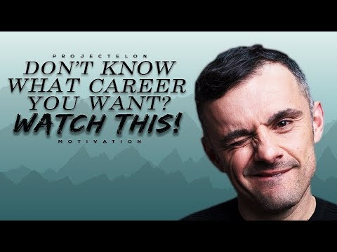 Don't Know What Career You Want? Watch This! - Study Motivation