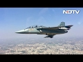 Exclusive Tejas Video On Ndtv Vishnu Som Flies On The Fighter Jet  Full Video