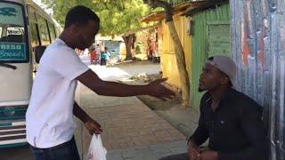 El Haitiano Mas Bruto Del Mundo Las Papas Ft. Alfredo Promotion Tv