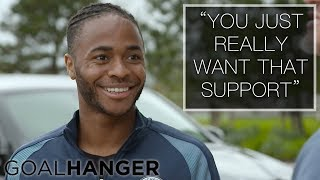 Raheem Sterling EXTENDED INTERVIEW   The Premier League Show