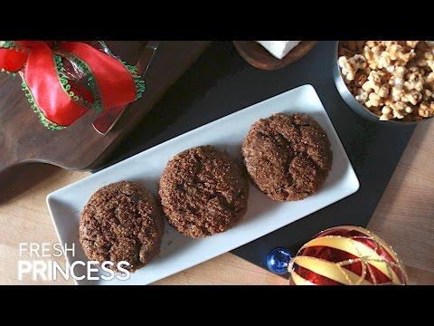 Ginger Molasses Cookies  |  Fresh P