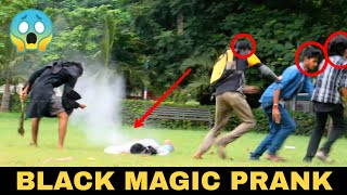 BLACK MAGIC PRANK || PRANK IN INDIA || MOUZ PRANK