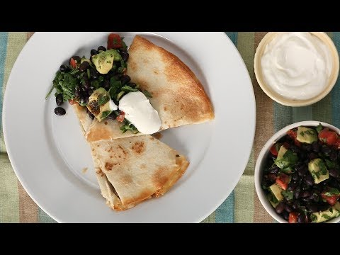 Steak Quesadillas- Everyday Food with Sarah Carey