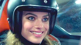 """""""Drift Mode"""" Margot Robbie Hot Nissan BladeGlider Commercial Monaco Margot Robbie Sexy Commercial"""