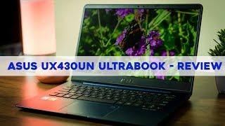 Asus UX430UN - Ultrabook - Super slim laptop - Review