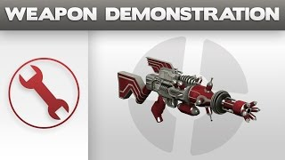 Weapon Demonstration: Pomson 6000