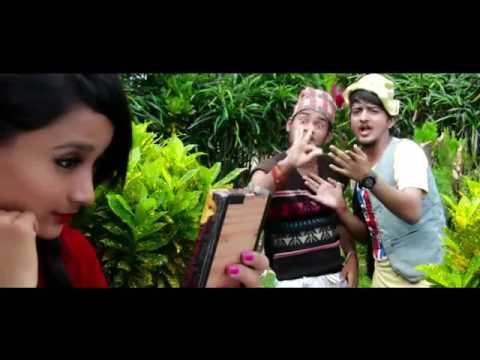 काकरीको चाना | Kakariko Chana | ShreeKrishna luitel Nepali Comedy Song)