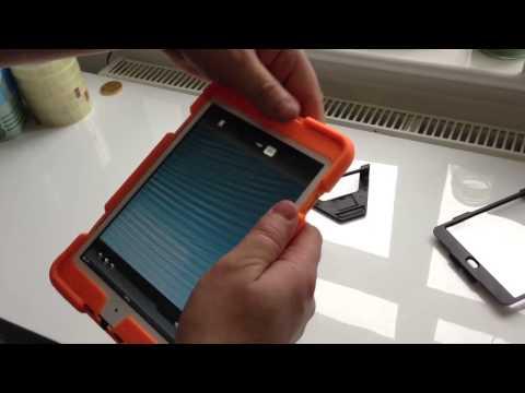 iPad Mini Child Proof Case - Shock proof and splash proof