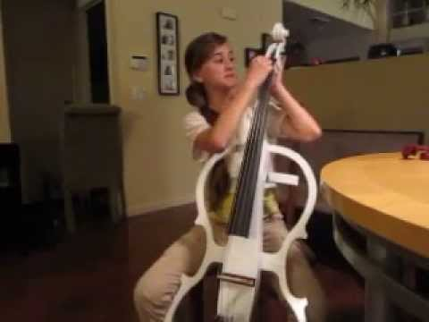 First Cello Lesson for Beginners