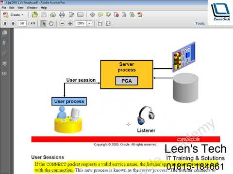 Oracle DBA 11g Tutorial in Bangla: Lesson#6 Configuring the Oracle Network Environment