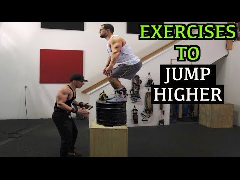 Top 5 Explosive Exercises to Increase Vertical Jump