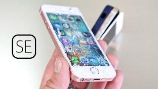 Iphone Se Drop Test Vs 5s
