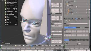 Eye Rigging Tutorial in Blender