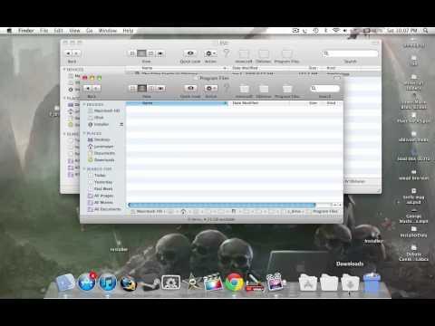 How to Run Oblivion on a Mac