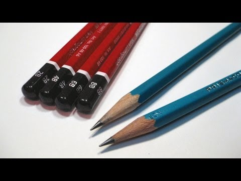 Basic Pencil Shading