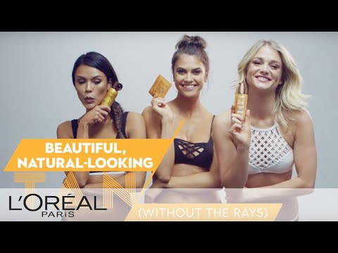 Three Easy Ways to Self-Tan Tutorial | Sublime Bronze | L'Oréal