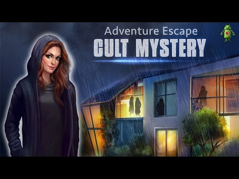 Adventure Escape: Cult Mystery - Full Gameplay Walkthrough (iOS/Android)