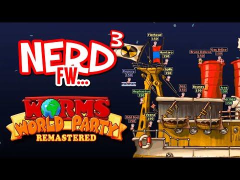 Nerd³ FW - Worms World Party