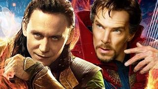 Thor: Ragnarok - Loki Not Impressed by Doctor Strange, Says Tom Hiddleston