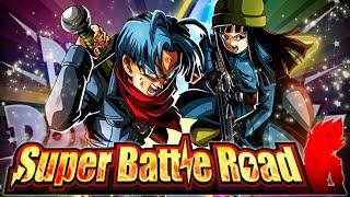 BLUE GOGETA & MOVIE HEROES CRUSH SUPER AGL SUPER BATTLE ROAD! (DBZ