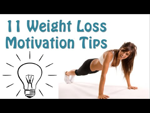 11 Tips How to Get the Motivation to Lose Weight