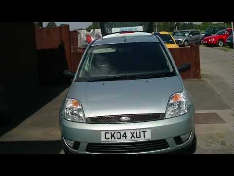 http://www.rodbournemotorcompany.co.uk 2004 Ford Fiesta 1.4 FLAME 5DR £2,995