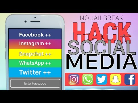How to get HACKED ++ Apps FREE on your iPhone, iPad or iPod! (NO JAILBREAK