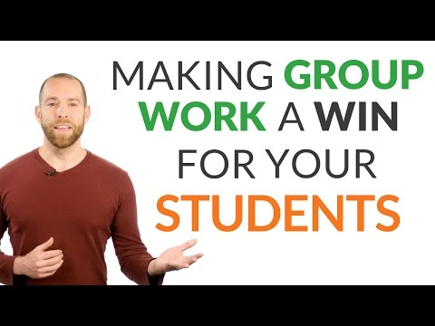 Tips for Great Group Work in the Classroom