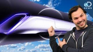 Hyperloop vs. High Speed Rail