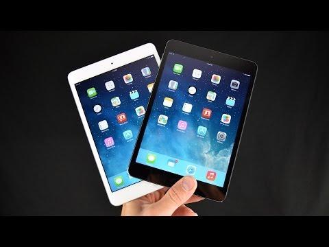 Apple iPad mini with Retina Display (White vs Black): Unboxing & Overview