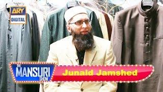 Junaid Jamshed Interview on the Mansuri Show