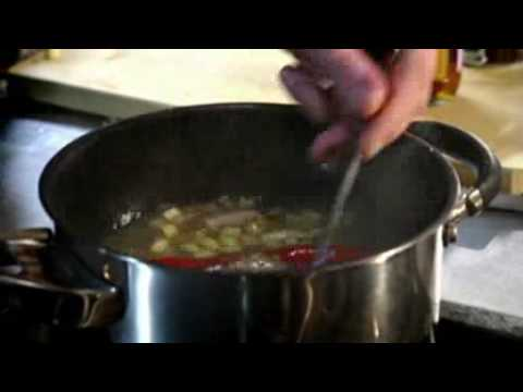 gordon ramsay  How to make the broth for hot and sour soup