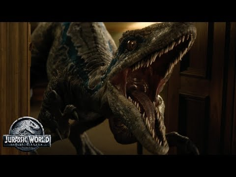 Jurassic World: Fallen Kingdom - In Theaters June 22 (